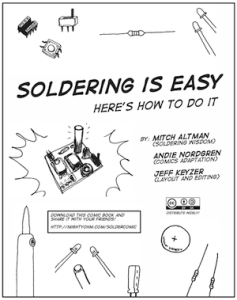 Solder Ebook Cover